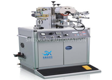 ประเทศจีน Plastic Manual Heat Transfer Printing Machine Rotary Letterpress Structure ผู้ผลิต