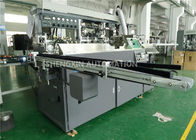 ประเทศจีน Auto Baby Bottle Screen Printing Machinery With UV Curing / Air Drying โรงงาน