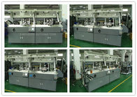 ประเทศจีน Automatic Screen Printing Machine Screen Print Machine For Plastic PET / PP / PE Bottles โรงงาน