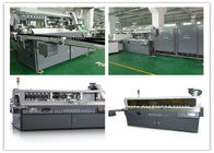 China Fully Automatic Plastic Bottle Silk Screen Printing Machinery Single Color distributor