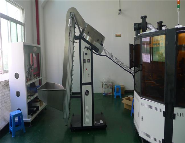PLC System Automatic Screen Printing Machine / Screen Printing On Bottles